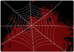 Spiderweb Stock Illustration