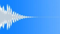 Deep Double Crash Hit 7 (Metallic, Low, Impact) - sound effect