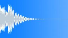 Deep Double Crash Hit 4 (Metallic, Low, Impact) Sound Effect