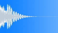 Deep Double Crash Hit 6 (Metallic, Low, Impact) Sound Effect