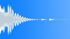 Deep Double Crash Hit 5 (Metallic, Low, Impact) - sound effect