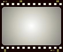 Stock Illustration of film frame