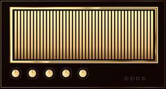 Guitar amp Stock Illustration