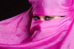 Arabian woman Stock Photos