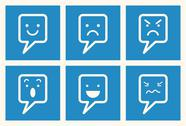 Stock Illustration of emotion icon