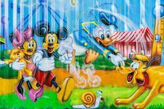 Disney Sarjakuvahahmoja Kuvituskuvat