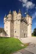 Castle Fraser Stock Photos