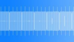 Mechanical Beat Sound Effect