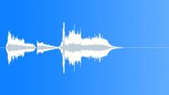 Zombie Stinger Hit 2 - sound effect