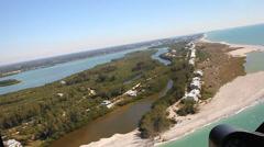 Thorton Key Aerial Stock Footage