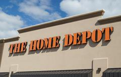 The Home Depot Store - stock photo