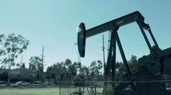 Oil Rig Medium Stock Footage