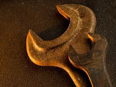 Rusty tools Kuvituskuvat