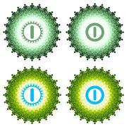 Success - team work symbol Stock Illustration