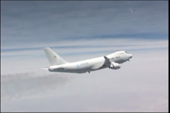 Airborne Laser Testbed Experiment, The Boeing YAL-1 Airborne Laser Testbed Stock Footage
