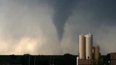 Oklahoma Tornadoes Stock Footage