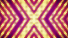 Arrows Purple Yellow Light Background 3 - stock footage