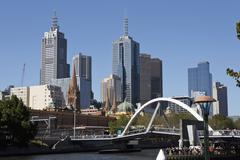 View of skyline against clear sky, Sydney, Australia Kuvituskuvat