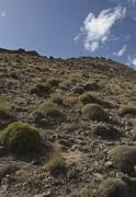 atlas mountains, morocco - stock photo