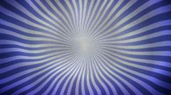Sunburst Flag, Textile Background Stock Footage