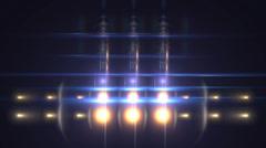 Light. concert lighting - stock footage