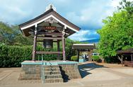 Stock Photo of lahaina jodo mission on maui island hawaii