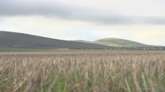 Mountains and plains TIMELAPSE Stock Footage