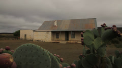 Farmhouse,Karoo Stock Footage