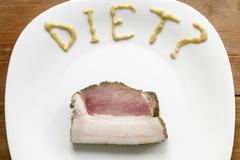 Diet? Stock Photos