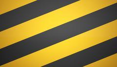 Road barrier orange background wallpaper Stock Illustration