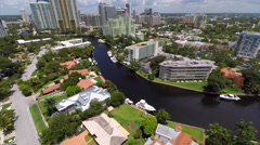 Downtown Ft Lauderdale 3 Stock Footage