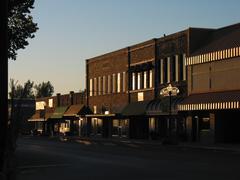 Sun Set on Main Street, USA Kuvituskuvat