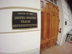Office of US Trade Rep Stock Photos