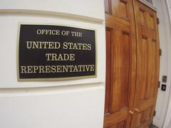 Office of US Trade Rep - stock photo