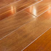 hardwood floorboard or background - stock photo