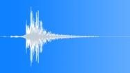 Stock Sound Effects of Thick metal door shut