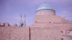 Yazd, Iran Stock Footage