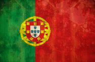 Stock Illustration of Portugal flag in grunge effect