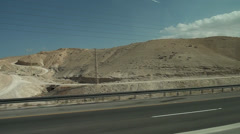 Judaic desert Stock Footage