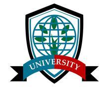 Stock Illustration of university education symbol