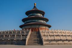 Stock Photo of Temple of Heaven, Beijing