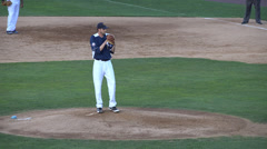 Baseball Pitcher, Pitching, Throwing, Athletes, Sports Stock Footage