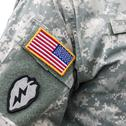 Stock Photo of us army uniform