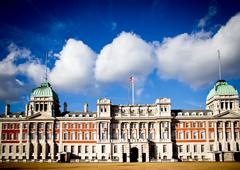 Admiralty palace in london Stock Photos