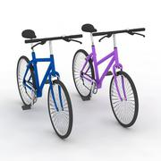 sport bicycles - 3D model