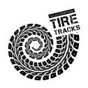Stock Illustration of Tire tracks