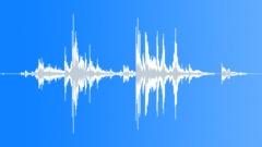 Attic rubbish falling Sound Effect