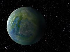 One side shadow of earth planet. cosmos sky backgrounds Stock Illustration