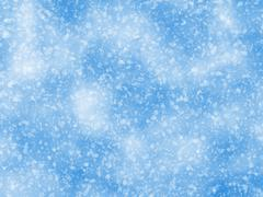 Snowfall backgrounds of a sunlight cold weather Stock Illustration