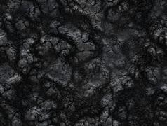 Stock Illustration of coal texture. after volcano eruption. lava solidified